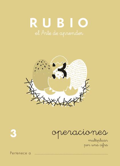 PROBLEMAS RUBIO, N 3