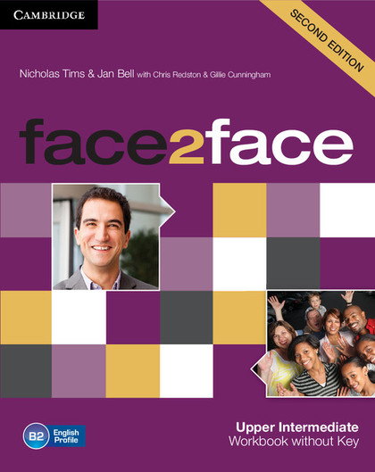 FACE2FACE UPPER INTERMEDIATE (2ND ED.) WORKBOOK WITHOUT KEY