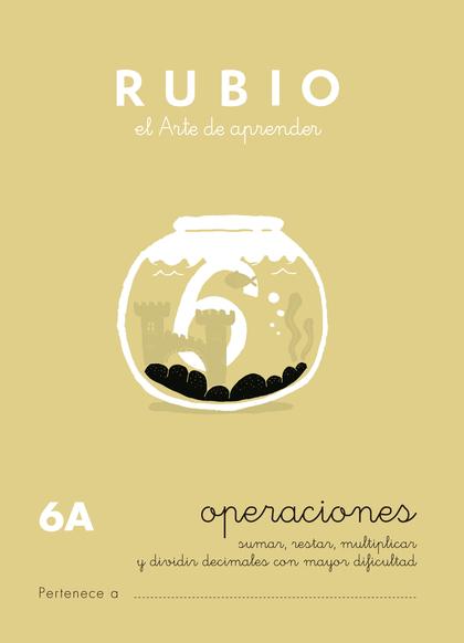 PROBLEMAS RUBIO, N 6A
