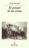 EL PORQUÉ DE LAS COSAS
