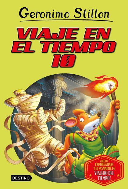 VIAJE EN EL TIEMPO 10.