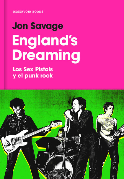 ENGLAND´S DREAMING