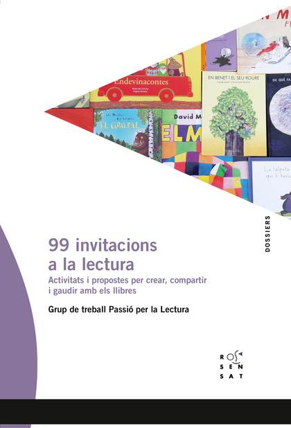 99 INVITACIONS A LA LECTURA                                                     ACTIVITATS I PR