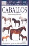 CABALLOS MANUAL DE IDENTIFICACION
