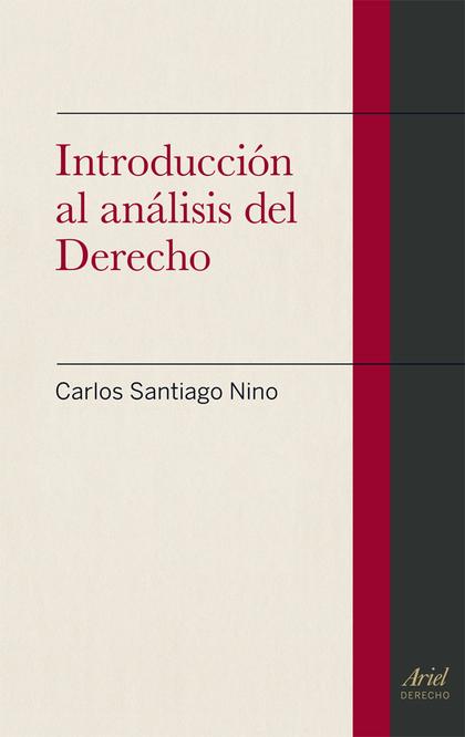 INTRODUCCIÓN AL ANÁLISIS DEL DERECHO.