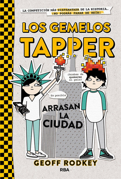 LOS GEMELOS TAPPER ARRASAN LA CIUDAD