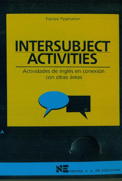 INTERSUBJECT ACTIVITIES : ACTIVIDADES INGLÉS CONEXIÓN OTRAS ÁREAS