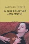 EL CLUB DE LECTURA JANE AUSTEN