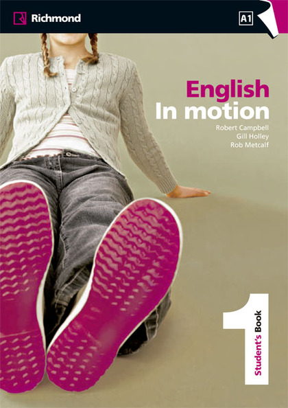 ENGLISH IN MOTION STUDENT´S BOOK RICHMONDO.
