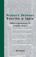 MICROGRAMAS II (1926-1927)