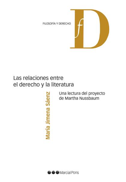 LAS RELACIONES ENTRE EL DERECHO Y LA LITERATURA