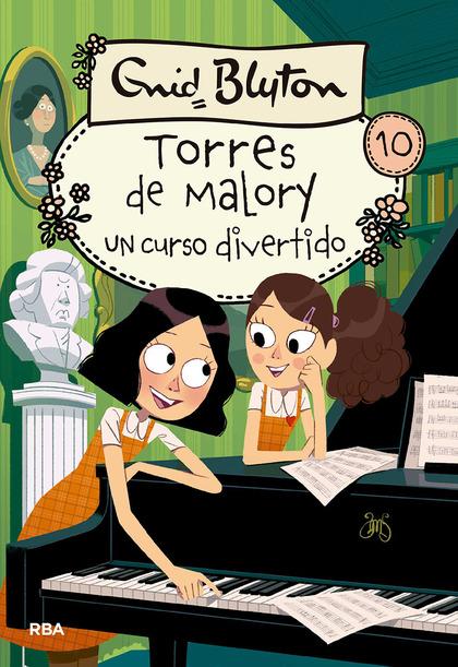 TORRES DE MALORY 10: UN CURSO DIVERTIDO.