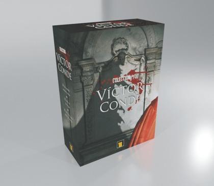 ESTUCHE COLECCIÓN VÍCTOR CONDE.