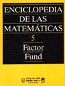 Enciclopedia de las matemáticas V