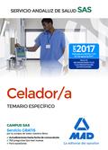 CELADORES TEMARIO ESPECIFICO SERVICIO ANDALUZ SALUD