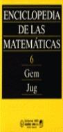 Enciclopedia de las matemáticas VI