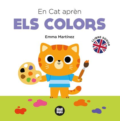 EN CAT APRÈN ELS COLORS