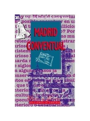 MADRID CONVENTUAL, MADRID DE BOLSILLO