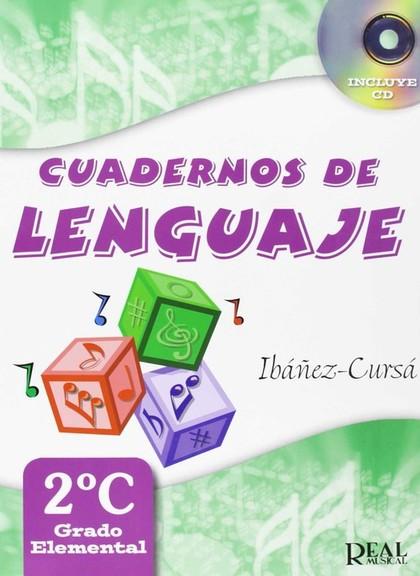 CUADERNO LENGUAJE 2C+CD GRADO ELEMENTAL 2 C.