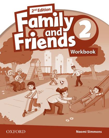(14).FAMILY & FRIENDS 2º.PRIM.(ACTIVITY BOOK).2ªED