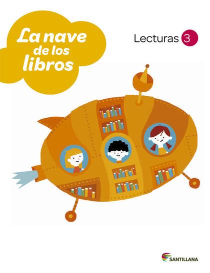 3PRI LECTURAS LA NAVE DE LOS LIBROS ED12