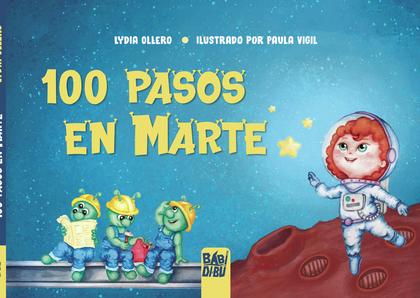 100 PASOS EN MARTE.