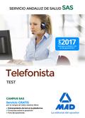 TELEFONISTA DEL SERVICIO ANDALUZ DE SALUD. TEST