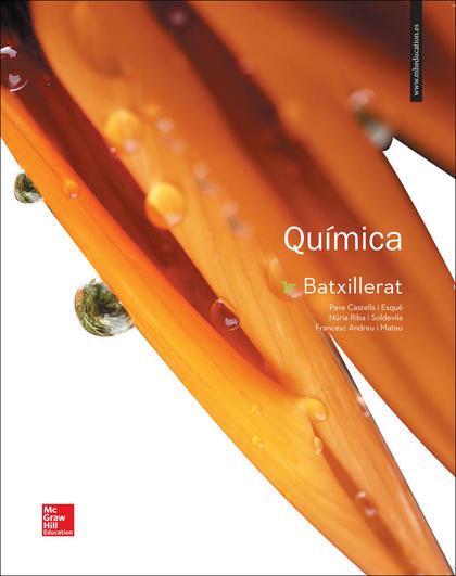 LA QUIMICA 1 BATXILLERAT. CATALUNYA.