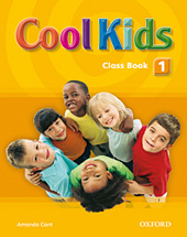COOL KIDS 1 CLASS BOOK PACK