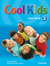 COOL KIDS 2 CLASS BOOK PACK