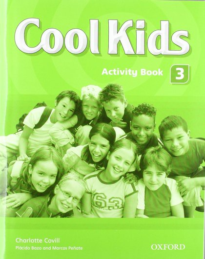 COOL KIDS 3 ACTIVITY BOOK