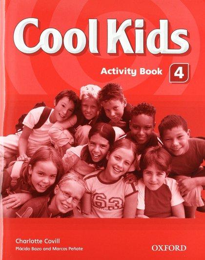 COOL KIDS 4 PRIMARIA FICHA