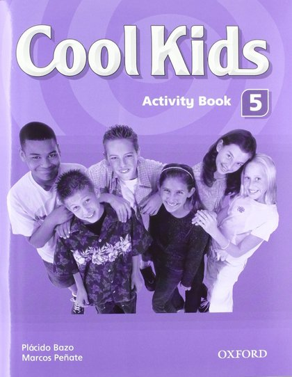 COOL KIDS 5 PRIMARIA FICHA PACK