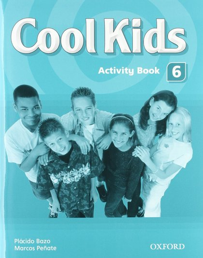 COOL KIDS 6 PRIMARIA FICHA PACK