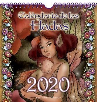 2020 CALENDARIO DE LAS HADAS 2020