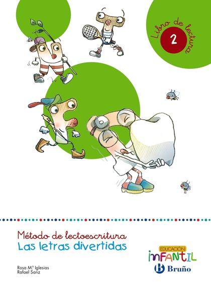 LETRAS DIVERTIDAS LECTURA 2.(5 AÑOS) 2016