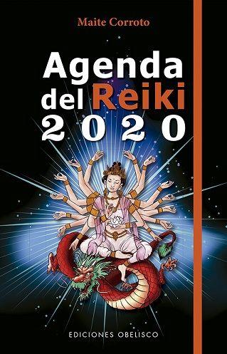 AGENDA DEL REIKI 2020.