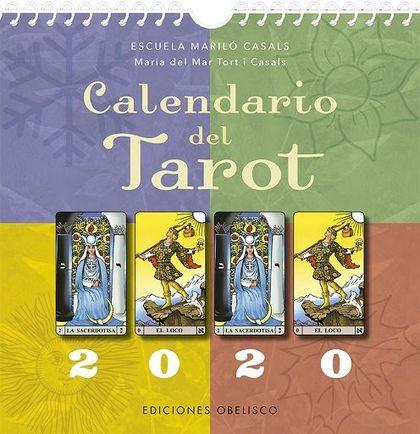CALENDARIO DEL TAROT 2020.