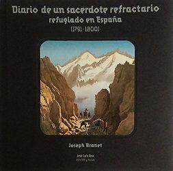 DIARIO DE UN SACERDOTE REFRACTARIO REFUGIADO EN ESPAÑA ( 1791-1800 ).