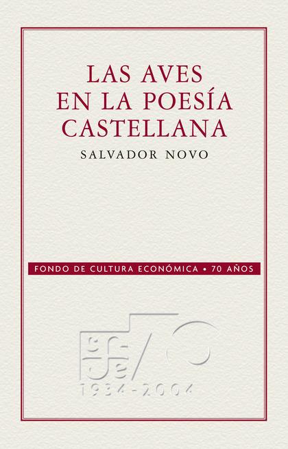 Las aves en la poesía castellana