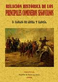 PRINCIPALES COMUNEROS SEGOVIANOS : RELACIÓN HISTÓRICA