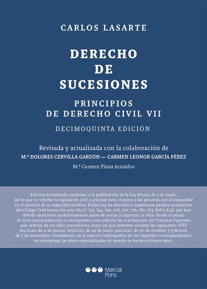 PRINCIPIOS DE DERECHO CIVIL  TOMO VII: DERECHO DE SUCESIONES