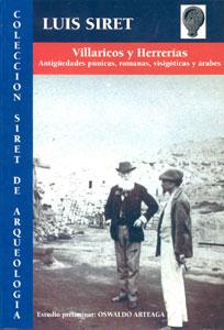 VILLARICOS Y HERRERÍAS : ANTIGÜEDADES PÚNICAS, ROMANAS, VISIGÓTICAS Y ÁRABES:MEMORIA DESCRIPTIV