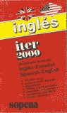 ITER INGLÉS 2000