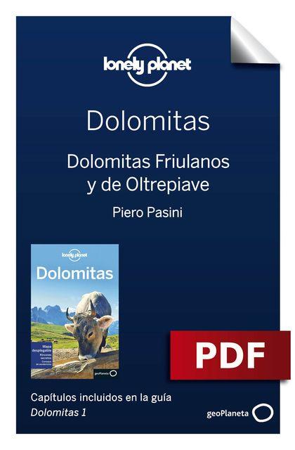 DOLOMITAS 1_10. DOLOMITAS FRIULANOS Y DE OLTREPIAVE