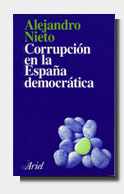 CORRUPCION ESPAÑA DEMOCRATICA
