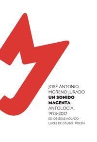 UN SONIDO MAGENTA ANTOLOGIA 1973-2017