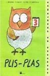 PLIS-PLAS, DIMENSIONES 3, EDUCACIÓN INFANTIL. CUADERNO DE MATEMÁTICAS