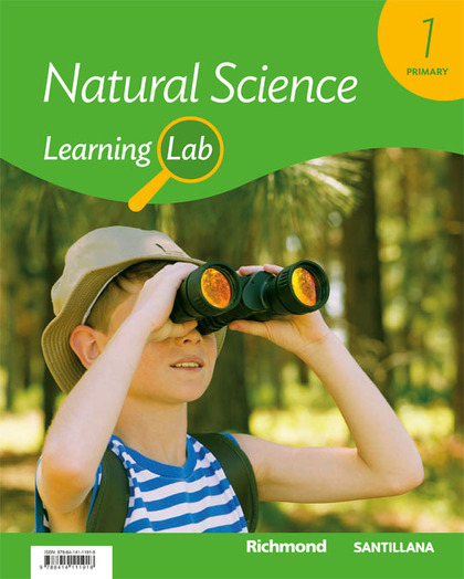 LEARNING LAB NATURAL SCIENCE 1PRIMARIA.