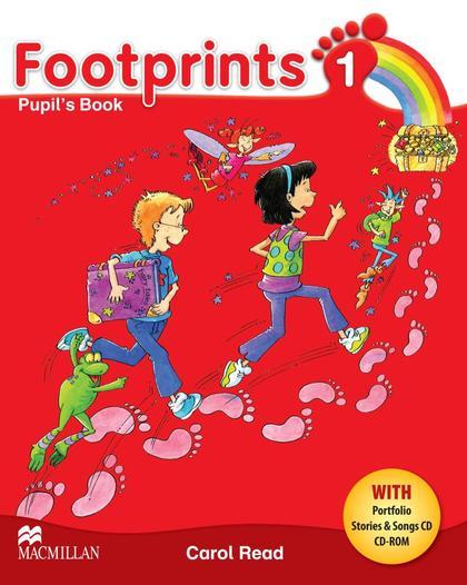 FOOTPRINTS 1 PB PACK
